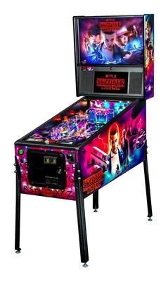 Stranger Things Pro Pinball Machine DEPOSIT