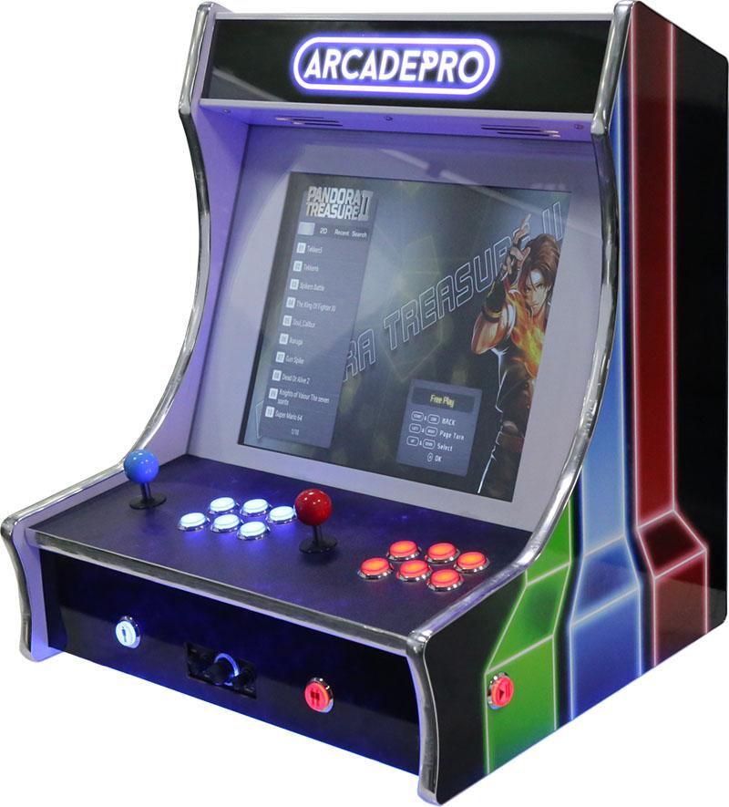 ArcadePro Venus 2097 Bar Top Arcade Machine | Free Delivery!