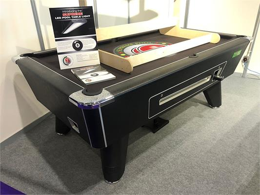 Supreme Winner Pool Table: Fusion - 6ft, 7ft