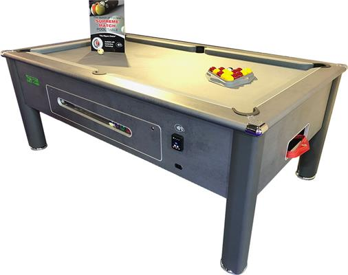 Supreme Match Pool Table - 6ft, 7ft