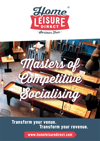 Competitive Socialising 2020 Brochure