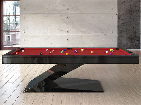 Evolution Pool Table