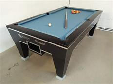 Rasson Vanquish Pool Table: 7ft - Ex-Showroom Special