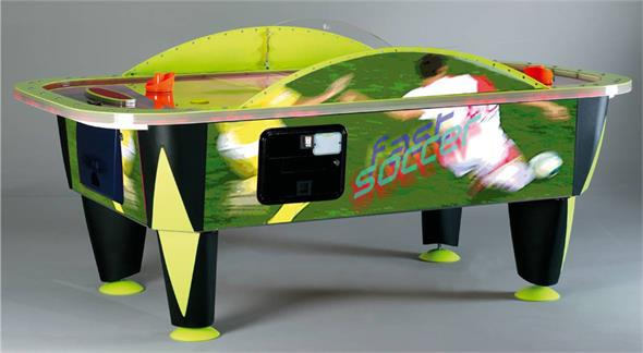 Sam Yukon Fast Soccer Air Hockey - 8ft