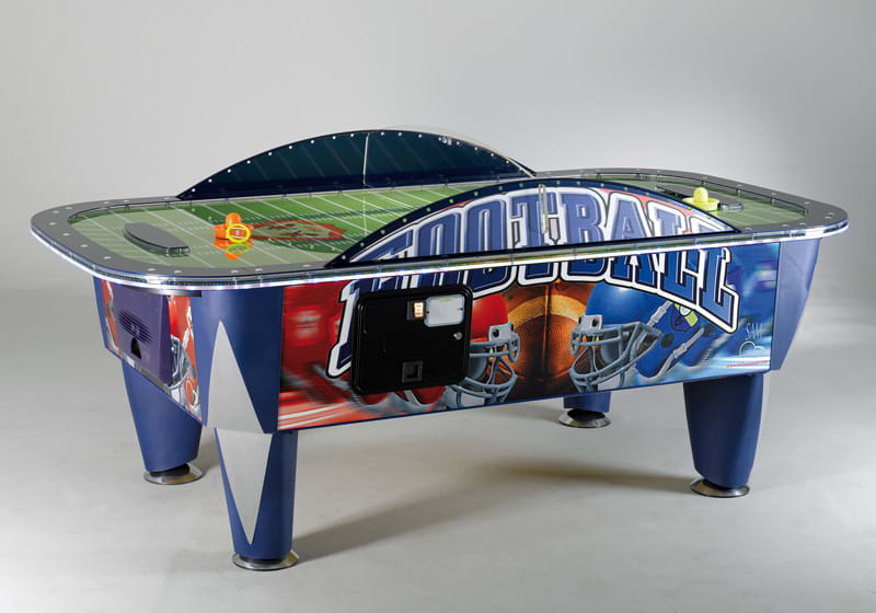An image of Sam Yukon Football Air Hockey - 8ft