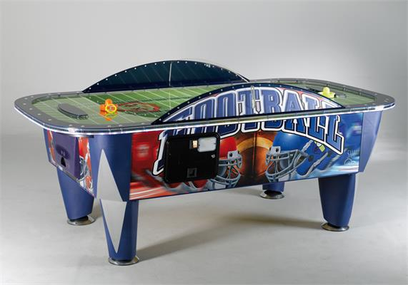 Sam Yukon Football Air Hockey - 8ft