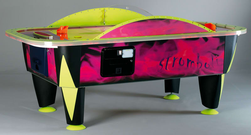 An image of Sam Yukon Volcan Air Hockey - 8ft