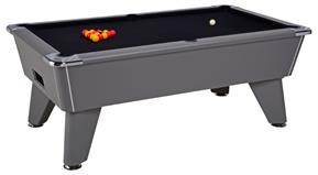Signature Tournament Pro Edition Pool Table: Onyx Grey - 6ft, 7ft
