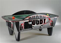 Sam Yukon Rugby Air Hockey - 8ft