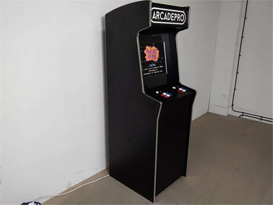 ArcadePro Invader 619 Upright Arcade Machine: Clearance