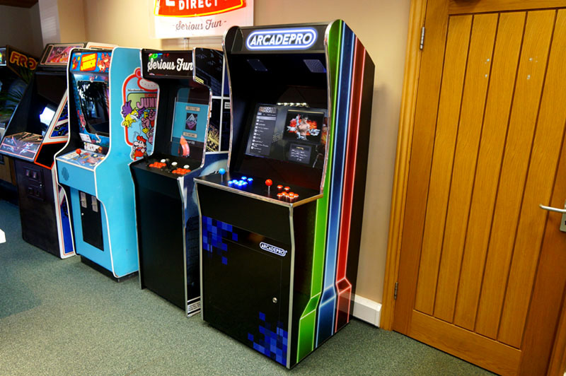 ArcadePro Saturn 1 2350 Arcade Machine - In Showroom