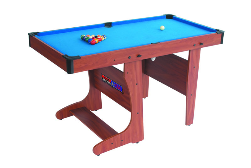 BCE Clifton Wood Bed Folding Pool Table