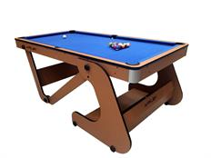 Riley Leisure 6ft Vertically Folding Pool Table
