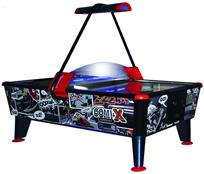 WIK Comix 8ft Air Hockey Table