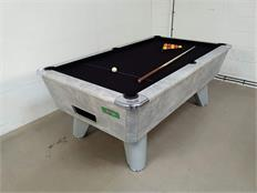 Supreme Winner Pool Table: Italian Grey - 7ft: Warehouse Clearance