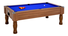 Monarch Pool Table: Walnut - 6ft, 7ft