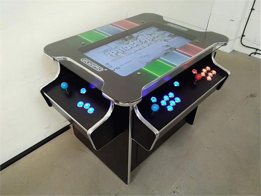 ArcadePro Neptune 1061 Cocktail Arcade Machine: Warehouse Clearance