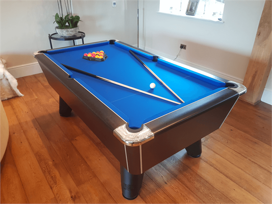 Supreme Winner Pool Table: All Finishes - 6ft, 7ft