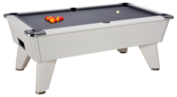 Omega Pro Pool Table: All Finishes - 6ft, 7ft