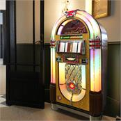 Rock-Ola Bubbler Vinyl Jukebox