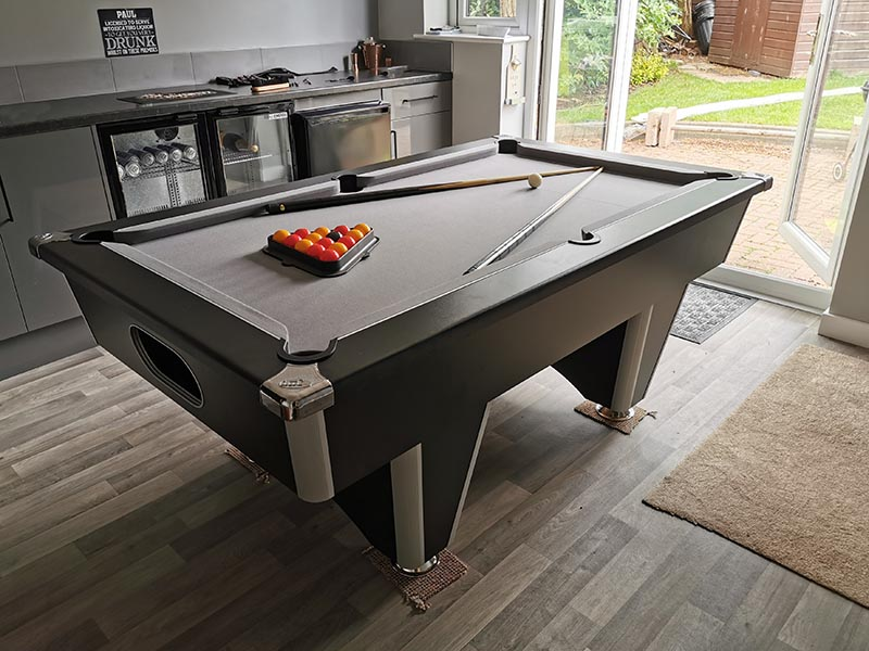 An image of Signature Champion Pool Table: All Finishes - 6ft, 7ft