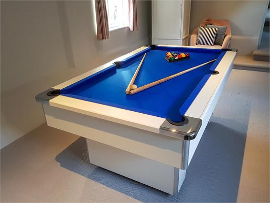 Slimline Pool Table - 6ft, 7ft