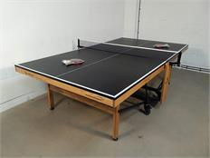 Rasson R1000 Table Tennis Table - Warehouse Clearance