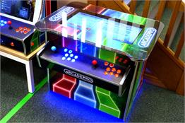 ArcadePro Nebula 3442 Cocktail Arcade Machine