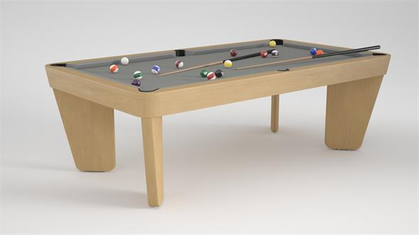 Billards Montfort Safran Pool Table