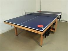 Rasson R200 Blue Table Tennis Table - Warehouse Clearance