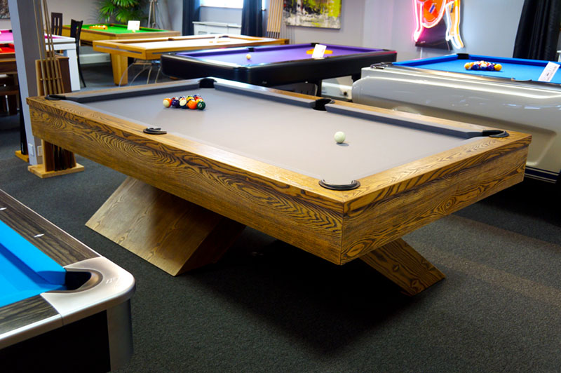 An image of Signature Madison American Pool Table: All Finishes - 7ft, 8ft
