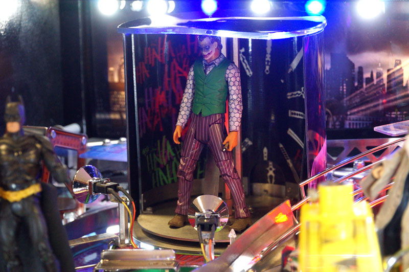 Batman STERN Pinball Machine - Joker Figure