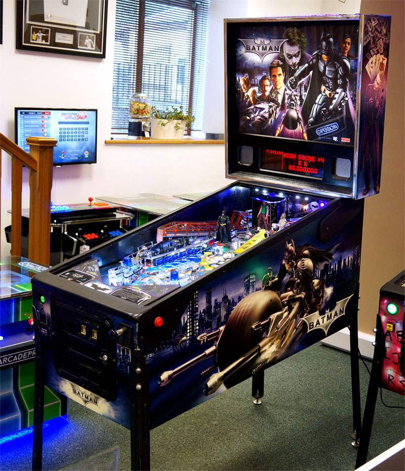 Batman STERN Pinball Machine