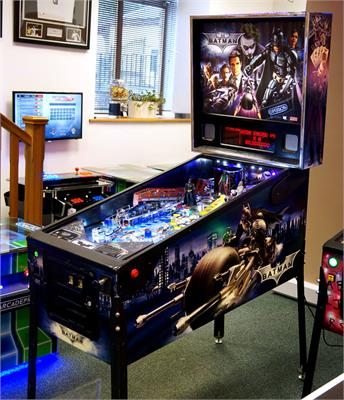 Batman: The Dark Knight Pinball Machine