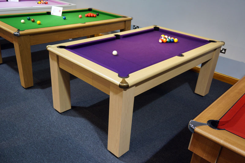 Signature Exeter Pool Dining Table - In Showroom