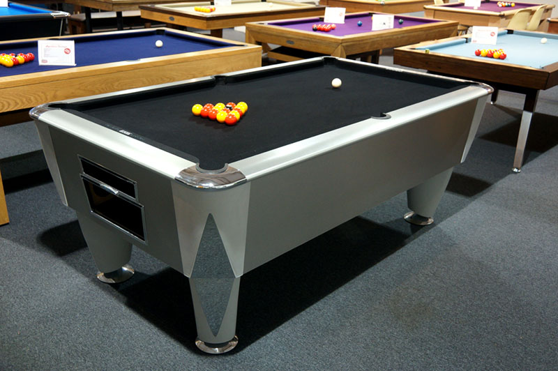 Sam Leisure Atlantic BAPTO Pool Table - In Showroom