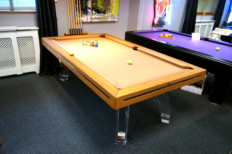 Etrusco P40 Pool Table - In Showroom