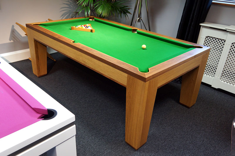 Designer Billiards Spartan Pool Table - In Showroom