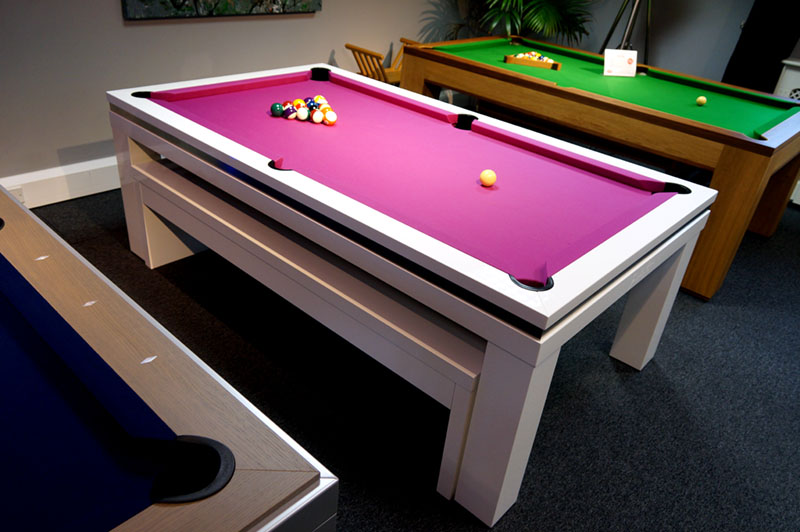 Billards Montfort Lancaster Pool Table - In Showroom
