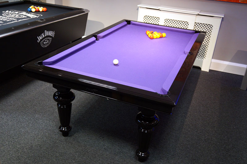 Billards Montfort Ile De France Pool Dining Table - In Showroom