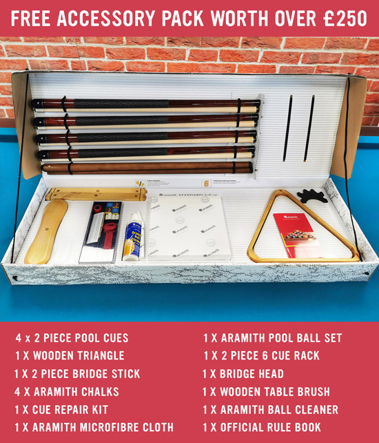 American Pool – Accessory Pack