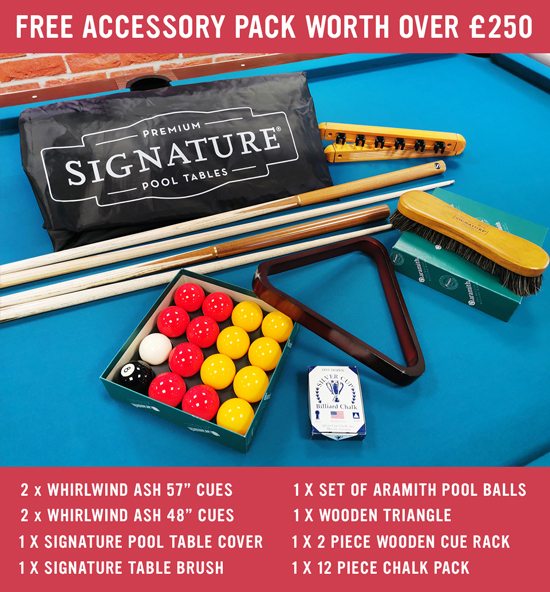 English Pool – Accessory Pack