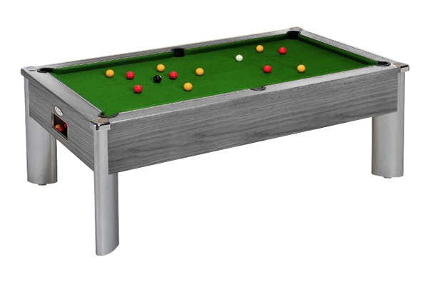 An image of Monarch Fusion Pool Table - 6ft, 7ft