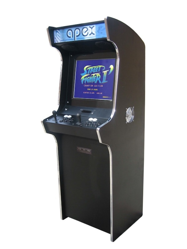 An image of Apex Play Arcade Machine