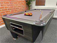 Sam Atlantic Champion Pool Table - Antracita - 7ft