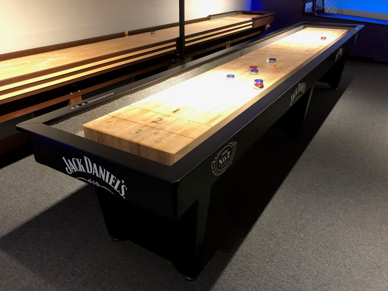 Jack Daniel's Shuffleboard - in Showroom