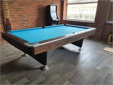 Rasson Challenger Pool Table - Warehouse Clearance