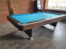 Rasson Challenger 9ft Pool Table - Warehouse Clearance