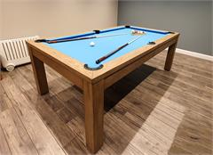 Signature Richman American Pool Dining Table