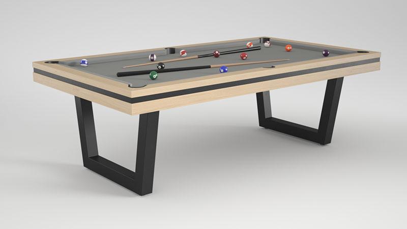 An image of Billards Montfort Belval Pool Table